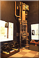 SK2958 : Peak District Mining Museum - steam pumps by Chris Allen