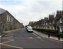 SU1484 : Bristol Street, Swindon by Jaggery