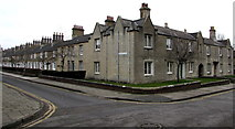 SU1484 : Corner of Bathampton Street and Church Place, Swindon by Jaggery