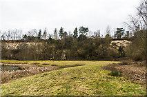 TQ2250 : Park Pit by Ian Capper