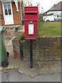 TM2482 : Needham Road Postbox by Adrian Cable