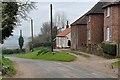 TA0853 : Houses on Brigham Lane by Paul Harrop