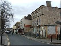 TQ7567 : High Street, Rochester by Chris Whippet