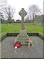 TM2782 : War Memorial at Mendham by Adrian S Pye