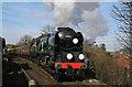 SO7192 : Severn Valley Railway - Bridgnorth departure by Chris Allen