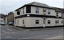 SU1484 : Former Grapes Hotel, Swindon by Jaggery