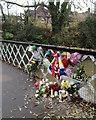 SP3165 : Remembering Pawel, York Bridge on the River Leam, Leamington by Robin Stott
