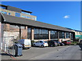 NZ2463 : (The rear of) Stephenson's Works, South Street, NE1 (2) by Mike Quinn
