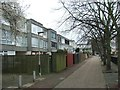 TQ4779 : Portsmeadow Walk, Thamesmead by Chris Whippet