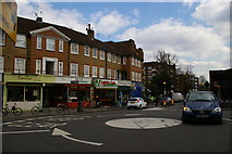TQ1979 : Junction of Bollo Lane and Gunnersbury Lane, W3 by Christopher Hilton