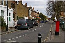 TQ1979 : Avenue Road, W3 by Christopher Hilton