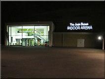 TQ4490 : Jean Brown Indoor Arena, Redbridge Sports Centre by David Hawgood