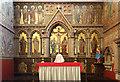 TQ3387 : St Andrew, Bethune Road - Sanctuary by John Salmon