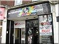 SU4211 : Alteration Nation, High Street by Alex McGregor