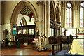 TQ3286 : St Mary, Church Street, Stoke Newington - Interior by John Salmon