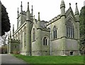 SK3538 : Darley Abbey - St Matthew's Church - from SE by Dave Bevis