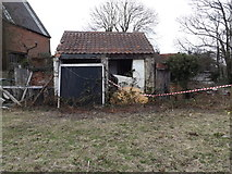 TM3863 : Derelick Business Premises by Adrian Cable