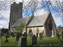 SS6243 : St Thomas's church, Kentisbury by Roger Cornfoot