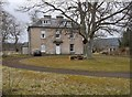 NJ0628 : Cromdale Old Manse by Craig Wallace