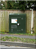 TM3876 : Broadband Fibre Cabinet by Adrian Cable