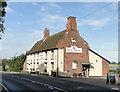 TM4575 : Blythburgh White Hart public house by Adrian S Pye