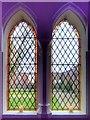 SJ8796 : Candle in the Window, Gorton Monastery by David Dixon