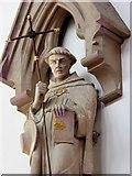 SJ8796 : St Bonaventure, Gorton Monastery Great Nave by David Dixon
