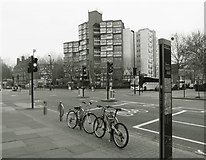 TQ3179 : Kennington Cross by Des Blenkinsopp