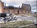 SJ8796 : Building Work at Gorton Monastery by David Dixon