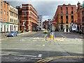 SJ8498 : Manchester, Stevenson Square (Hilton Street) by David Dixon
