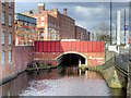 SJ8498 : Rochdale Canal, Manchester by David Dixon