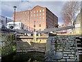 SJ8498 : Rochdale Canal, Brownsfield Lock by David Dixon