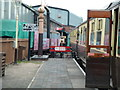 SO7192 : Bridgnorth Station - end of the line by Chris Allen