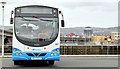 J3474 : Ulsterbus, Queen's Quay, Belfast (March 2015) by Albert Bridge