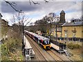 SE1338 : Saltaire Railway Station by David Dixon