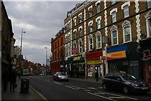 TQ2080 : Acton High Street by Christopher Hilton