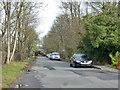 SU9296 : Near the school, Penn Street by Robin Webster