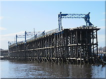 NZ2362 : Dunston Staiths (4) by Mike Quinn