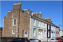 NS3321 : Cassillis Street, Ayr by Leslie Barrie