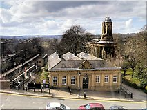 SE1338 : Shipley College Mill Building, Saltaire by David Dixon