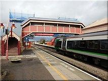 SP1955 : Stratford On Avon Railway Station by Ian Rob