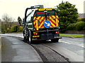 H4672 : Road repairs, Knockgreenan Drive, Omagh by Kenneth  Allen
