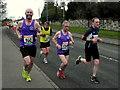 H4672 : Omagh Half Marathon - runners (6) by Kenneth  Allen