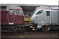 SD4970 : Diesels old and new by Ian Taylor
