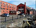ST5872 : Mud Dock Cafe, Bristol by Jaggery