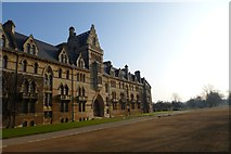 SP5105 : Christ Church college by DS Pugh