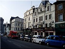 SJ3490 : Central Commercial Hotel, Ranelagh Street (B5339) by Peter Holmes