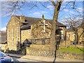 SE1337 : Saltaire Methodist Church by David Dixon