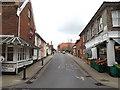 TM2483 : Bullock Fare Close, Harleston by Adrian Cable