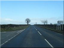 NY2149 : B5302 at Kelsick turn near Moor Row by Colin Pyle